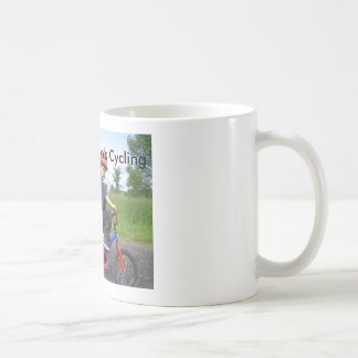 Pico's Cycling - Learning to Ride Classic White Coffee Mug