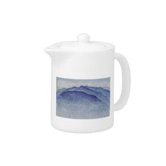 Picos de Fernando Hodler- por la mañana