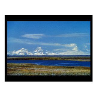 Picos de la isla de Unimak, Roundtop, Isanotski, S Postal