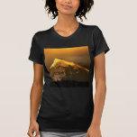 Picos de oro del parque de Rundle Banff Ain Albert Camiseta