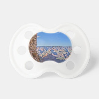 Picos del barranco de Grands en Arizona Chupetes De Bebé