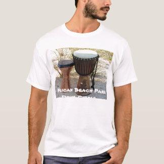 PICT0041, Pelican Beach Park Drum Circle T-Shirt