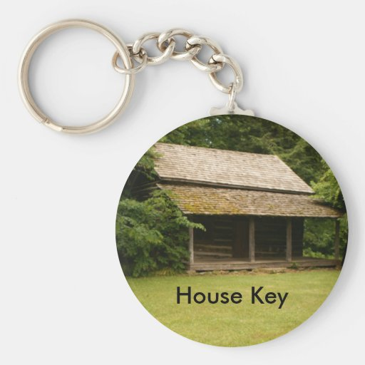 PICT0075, House Key Keychain