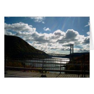 PICT0338 Bear Mountain Bridge Note Card