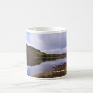 PICT1290, Loch na Craige, Aberfeldy, Scotland. Classic White Coffee Mug