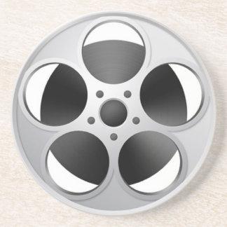 Pict de la tecnología de los actores de cine de la posavasos manualidades