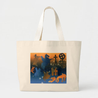 Pictish Ceremony Large Tote Bag