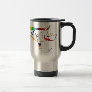 Pictocelt - Boar Travel Mug