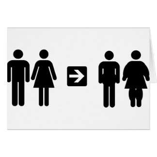 pictogram humor card