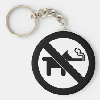 pictogram humor keychain