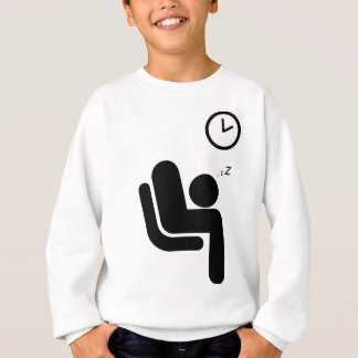 pictogram humor sweatshirt
