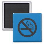 Pictogram Magnet, No Smoking