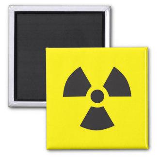 Pictogram Magnet, Radioactive Magnet