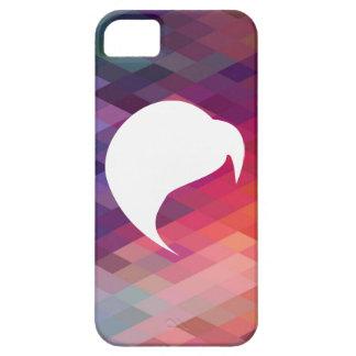 Pictograma de las pelucas del pelo iPhone 5 fundas