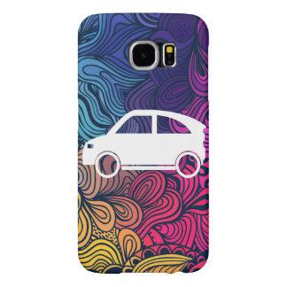 Pictograma de los coches de Eco Fundas Samsung Galaxy S6