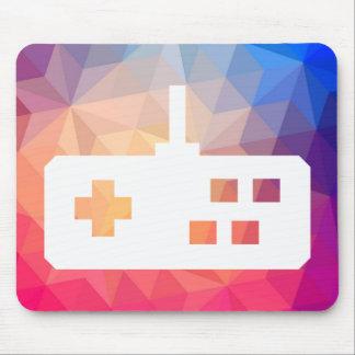 Pictograma de los reguladores de Gamepad Alfombrilla De Ratones