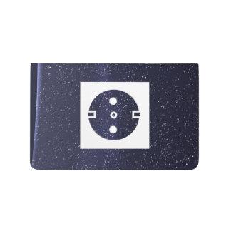 Pictograma eléctrico de los zócalos cuadernos