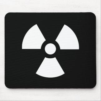 Pictograma Mousepad de la radiación