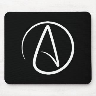 Pictograma Mousepad del ateísmo