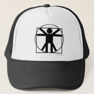 Pictohuman Trucker Hat