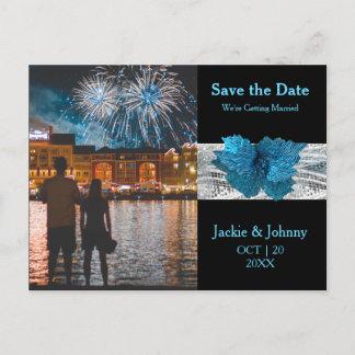 Picton Blues Save the Date Announcement Postcard