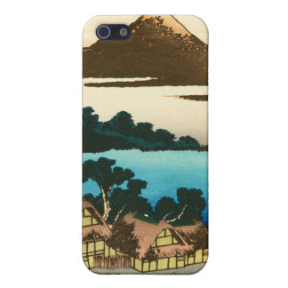 Pictorial Envelope 36 Views of Mount Fuji, Hokusai Cover For iPhone SE/5/5s