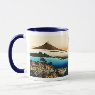 Pictorial Envelope 36 Views of Mount Fuji, Hokusai Mug
