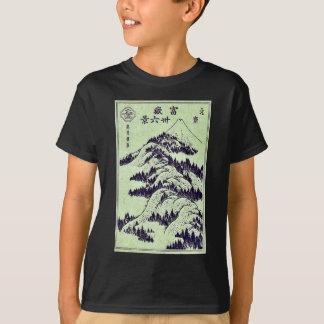 Pictorial for Hokusais 36 views of Mount Fuji T-Shirt