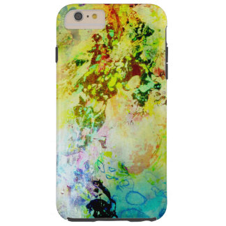 Pictorial iPhone 6 plus covering abstract art Tough iPhone 6 Plus Case