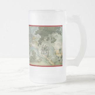 Pictorial Life of Nichiren Shonin pt.12 Coffee Mugs