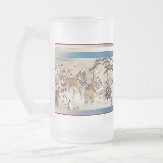 Pictorial Life of Nichiren Shonin pt.16 Coffee Mugs