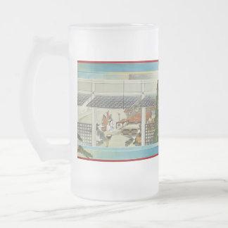 Pictorial Life of Nichiren Shonin pt.3 Coffee Mugs