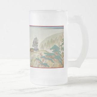 Pictorial Life of Nichiren Shonin pt.7 Coffee Mugs