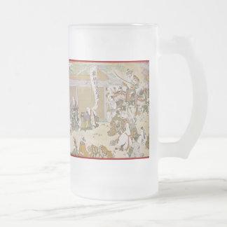 Pictorial Life of Nichiren Shonin pt.9 Coffee Mugs