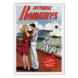 """""""Pictorial Romances #6"""" Card"""
