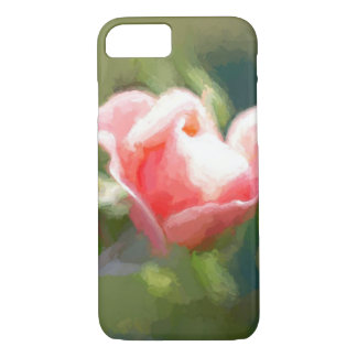Pictorial rose iPhone 8/7 case