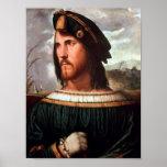 Pictura de Principe Valentino Cesare Borgia Impresiones