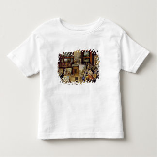 Pictura, Poesis and Musica in a Pronkkamer Toddler T-shirt