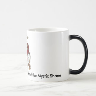 Picture14, Ancient Aribic Order of Nobles of th... Magic Mug