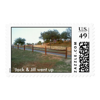 Picture 007, Jack & Jill went up........... Postage