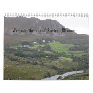 Picture 026 Ireland the land of Ancient Wisdom Wall Calendar