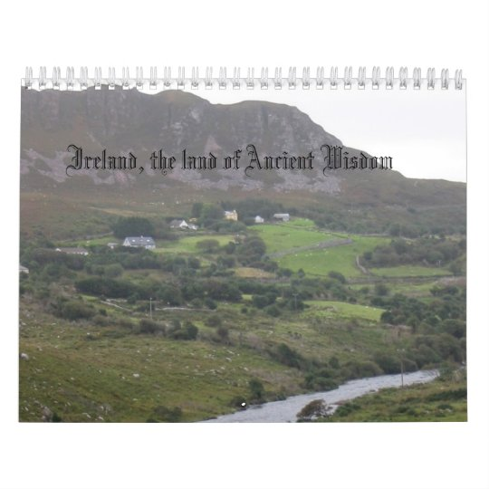 Picture 026, Ireland, the land of Ancient Wisdom Calendar