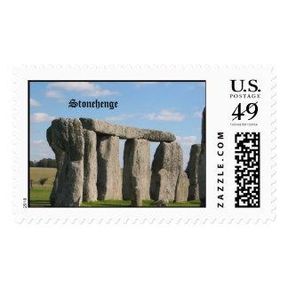 Picture 125, Stonehenge Postage Stamp