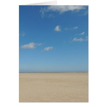 Beach Themed PICTURE 152 CARD
