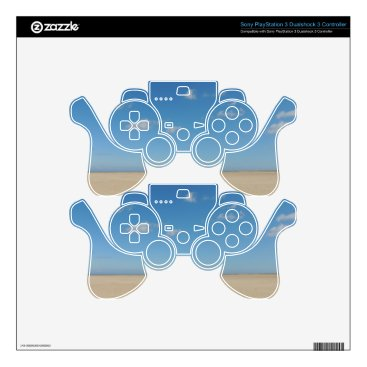 Beach Themed PICTURE 152 PS3 CONTROLLER SKIN