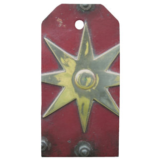 PICTURE 192 WOODEN GIFT TAGS