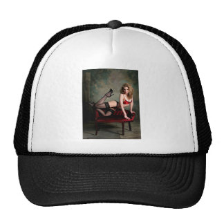 Picture 217 mesh hat