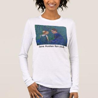 Picture 275, Jane Austen fan club Long Sleeve T-Shirt