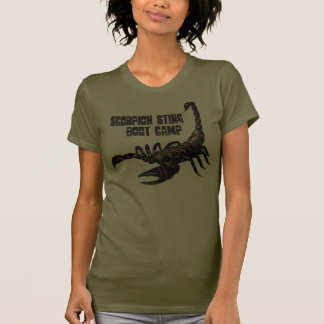 Picture 3, SCORPION STING, BOOT CAMP T-shirt