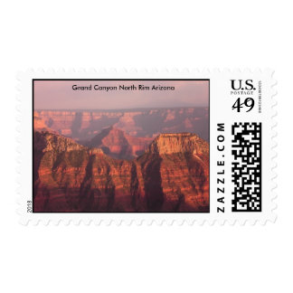 Picture 727, Grand Canyon North Rim Arizona Postage
